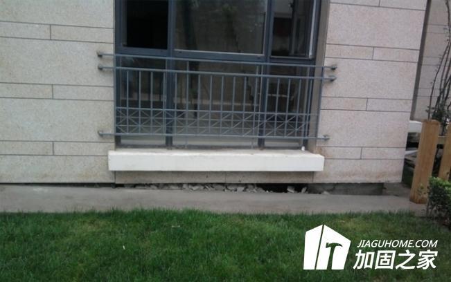 房子地基一边下沉会有危险吗?