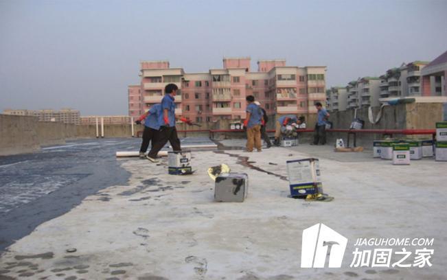 如何做好楼顶防水补漏?
