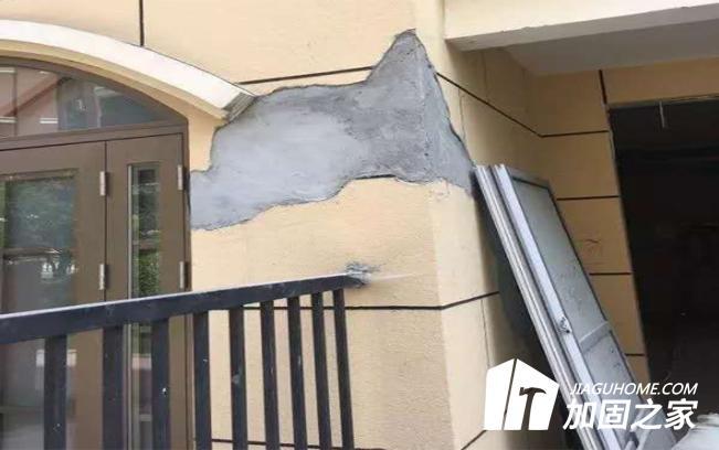 房屋墙体损坏或者有裂缝怎么加固?