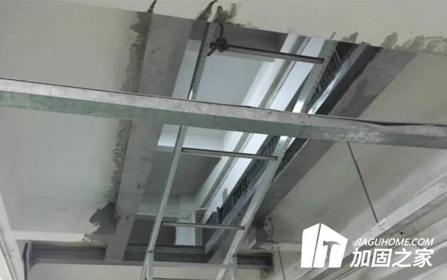 楼板开洞需要做好加固工作