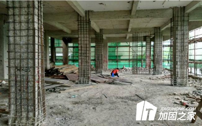 柱子加固的设计、构造要求以及细节分析