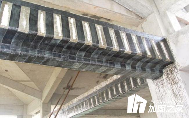 粘碳纤维布加固是否可靠?加固效果怎么样?