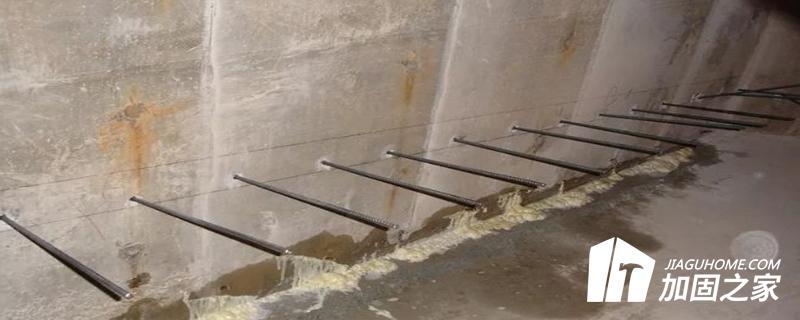 结构配制钢筋不足造成的裂缝如何修补