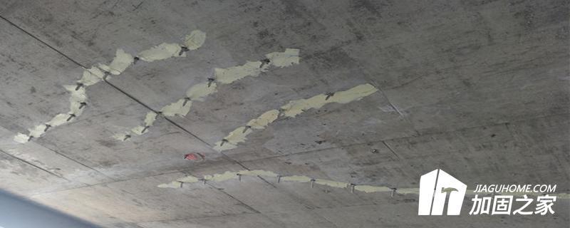 结构设计导致的裂缝处理方法