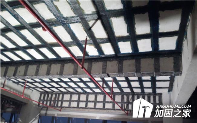在房屋加固补强中,楼板承重怎样加固?