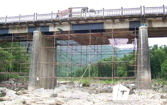 桥梁存在的6大病害问题