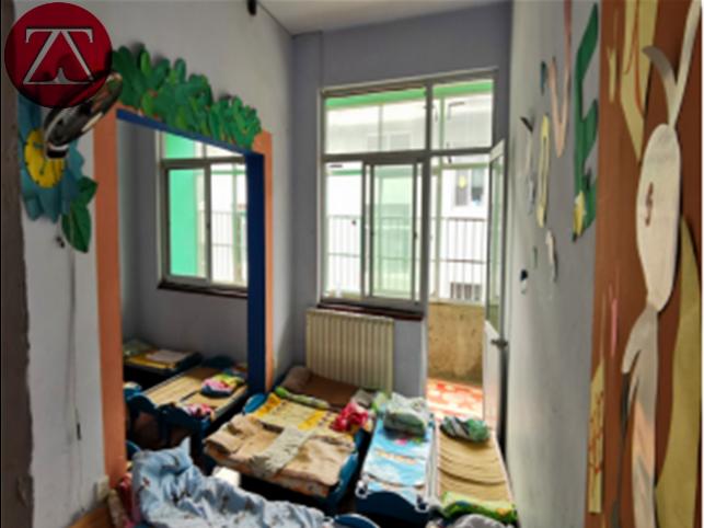 天门市某幼儿园房屋加层改造检测