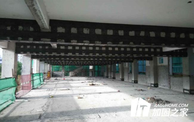 混凝土结构加固补强技术的施工细节