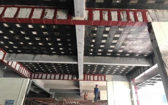 在粘钢加固中,钢板厚度如何确定呢?