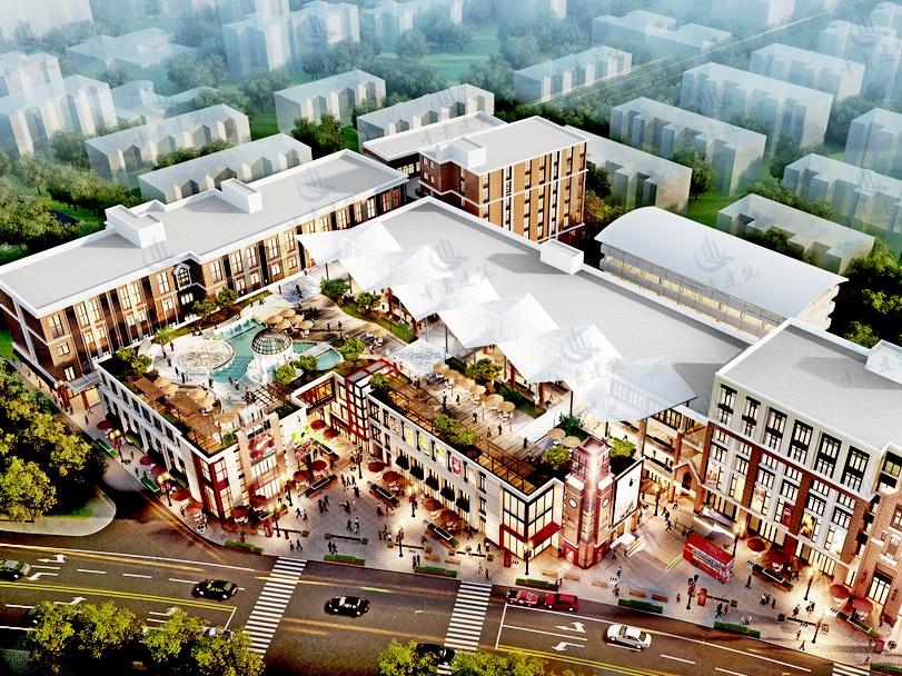 广州工业区旧厂房改造加固工程