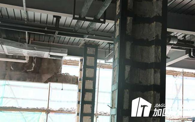 建筑加固中粘钢加固指的是什么?