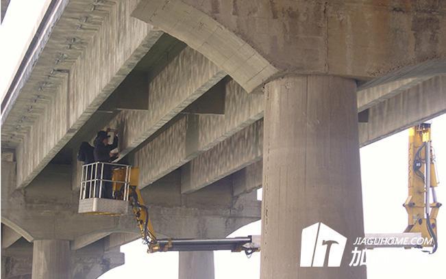 钢筋混凝土桥梁加固所采用的加固技术
