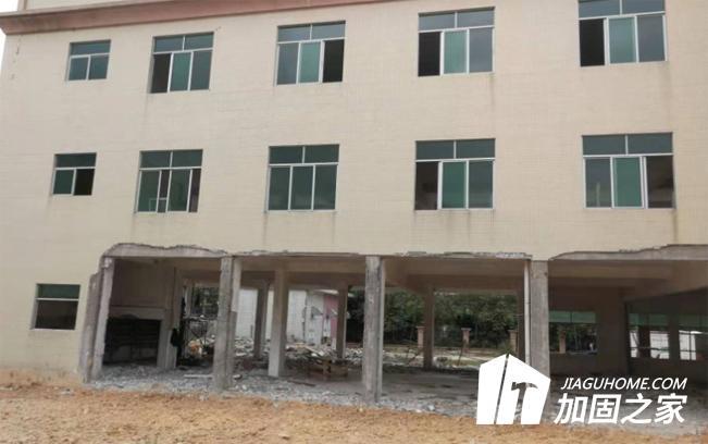 旧建筑加固改造的设计原则和施工难度