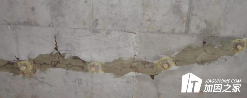 不合格水泥导致的破坏性裂缝的处理方法