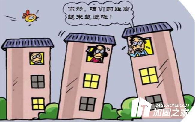 房屋基础下沉导致倾斜怎么办?