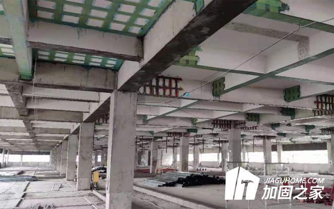 楼板裂缝采用碳纤维布加固效果如何?