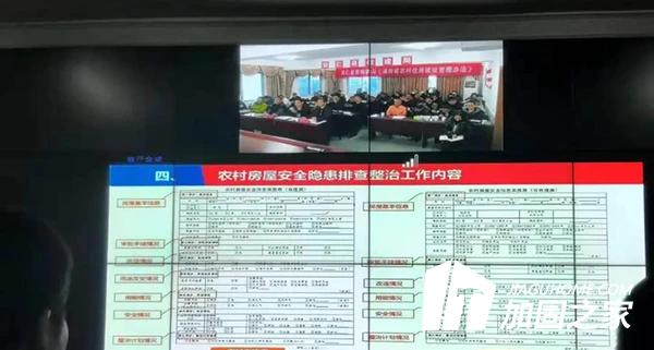 安仁县已全面完成农村自建房屋安全隐患排查工作