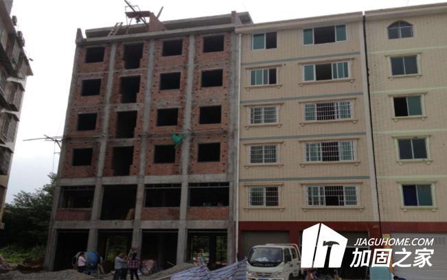 海南采用抗震新技术加固传统农村房屋 系国内首次