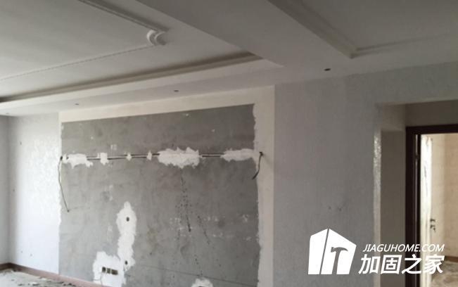 房屋装修拆墙需谨慎,不能乱动