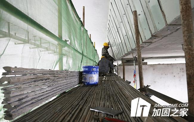 建筑加固中胶粘剂的使用