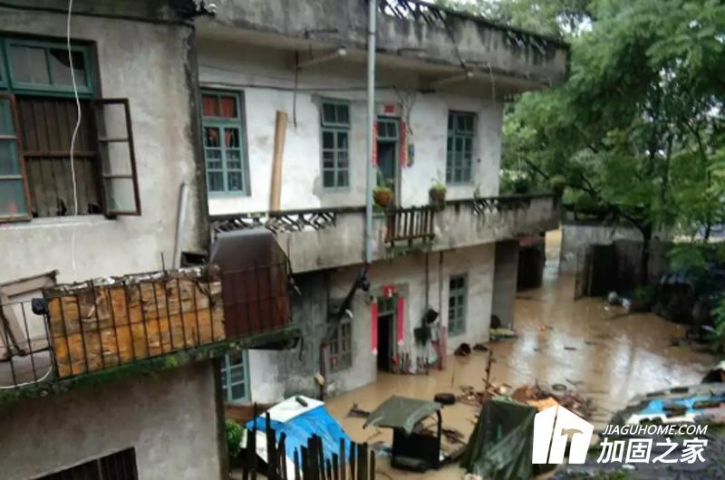 洪水灾害后房屋需要做好哪些检测鉴定?