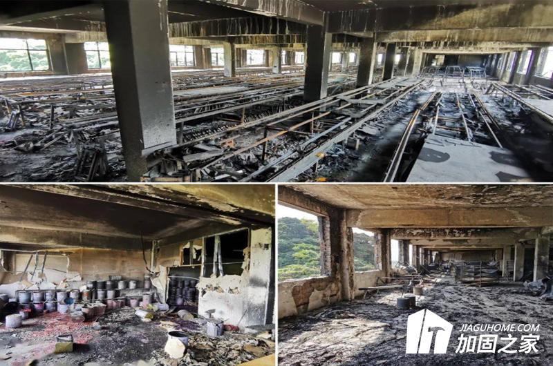 火灾后房屋结构加固方法