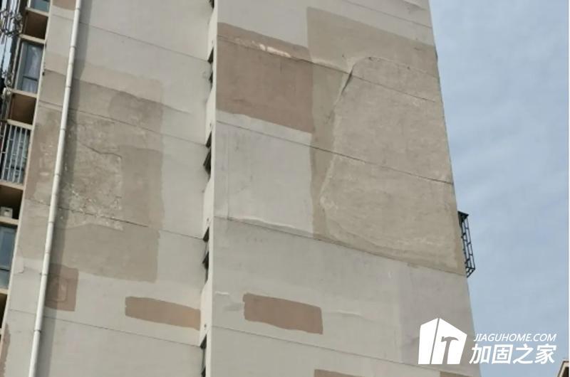 建筑外墙脱落怎么检测?