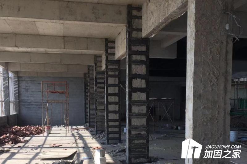 地震中框架柱的破坏形式