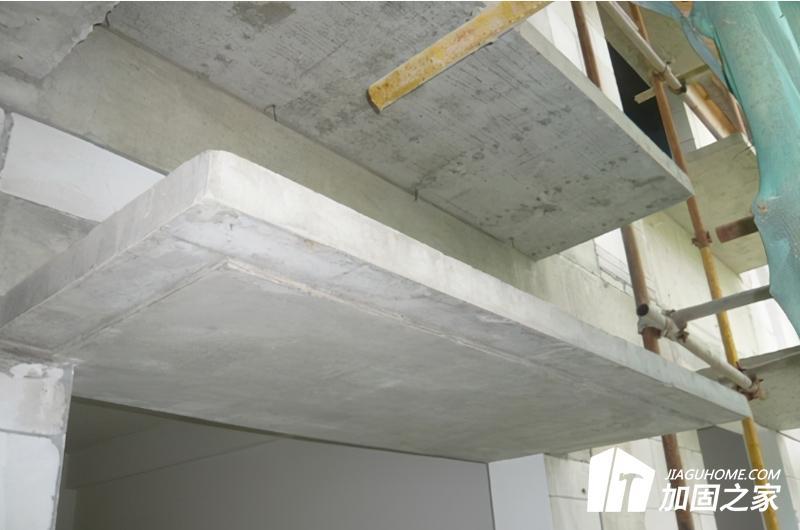 现浇楼板增加承载力时如何加固施工?