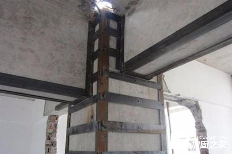 房屋的直接加固方法