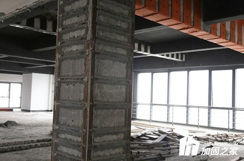 粘钢加固结合施工需求植入