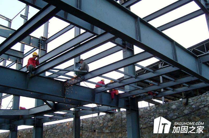 加固钢结构有哪些方法?