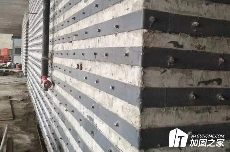 粘钢加固混凝土含水率问题