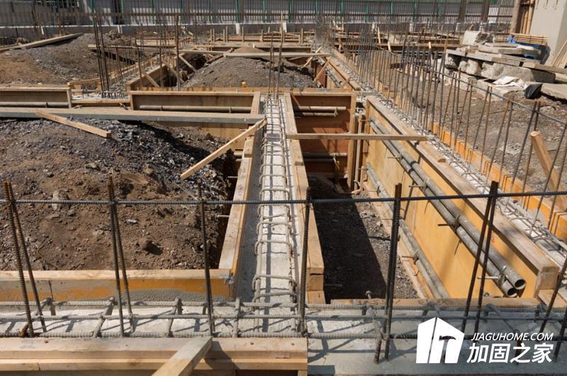砖混结构房屋地基基础加固方法