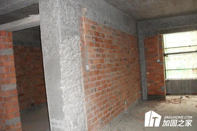 砖混结构房屋墙体加固方法
