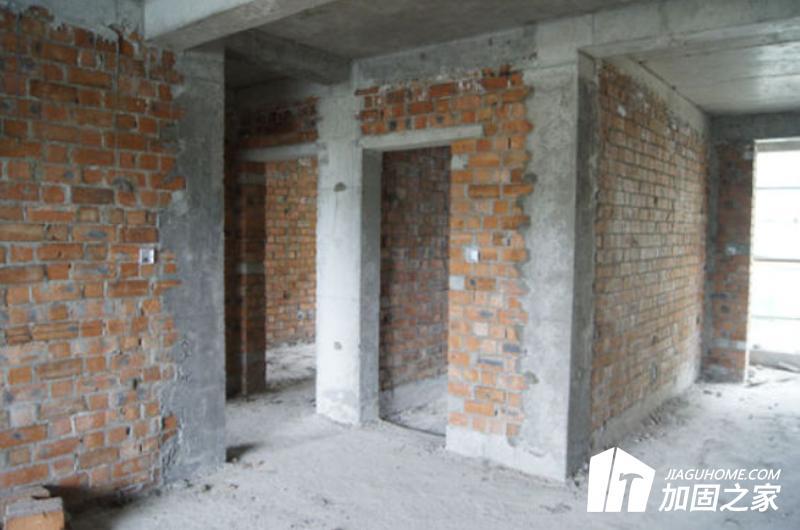 砖混结构房屋砖柱加固方法