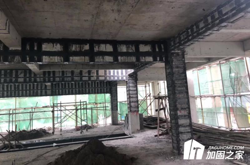 砖混结构房屋混凝土梁常用加固方法