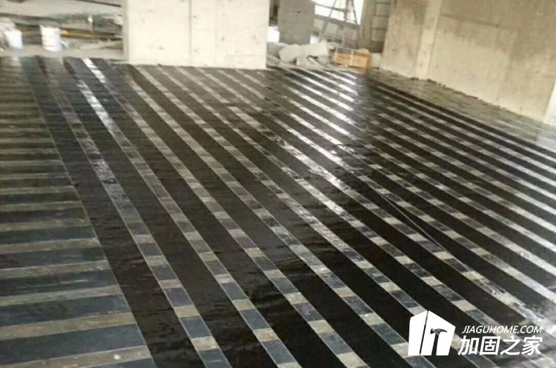 碳纤维加固混凝土裂缝技术